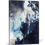 Great Big Canvas 'Deep Blue Pool Crop' by Kari Taylor Painting Print on Canvas GRWO9425