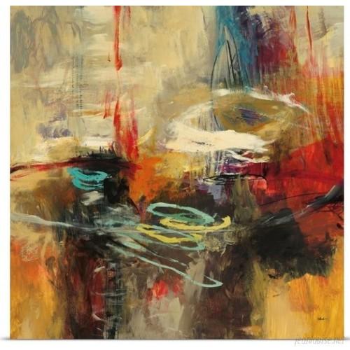 Great Big Canvas 'Instinctual Beauty II' by Randy Hibberd Painting Print GBCN4494