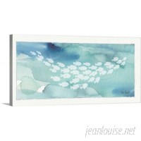 Great Big Canvas 'Sea Life II' by Lisa Audit Painting Print GRNG8028