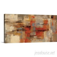 Trent Austin Design 'City Wall' Painting Print on Canvas TRNT4184