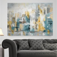 WexfordHome 'City Views I' Painting Print on Wrapped Canvas WEXF1903
