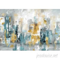 WexfordHome 'City Views II' Painting Print on Wrapped Canvas WEXF1904
