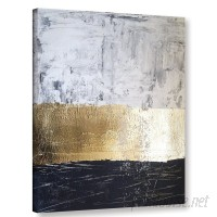 Willa Arlo Interiors 'Golden Sea' Graphic Art Print on Canvas WRLO6388