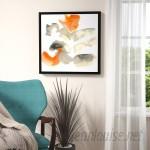 Wrought Studio 'Hang Loose I' Framed Print on Canvas VRKG3413