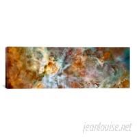 Zipcode Design 'Carina Nebula Hubble Space Telescope' Painting Print on Canvas ZPCD2435