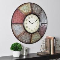 Andover Mills 20.5 Multicolor Wall Clock ADML1980
