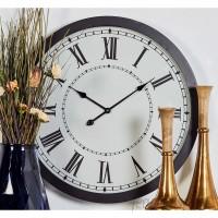 Charlton Home Imhoff Wall Clock CHRH4543