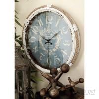 Cole Grey Wall Clock COGR8137