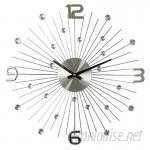 "Orren Ellis Caysie 20"" Wall Clock ORNE4652"