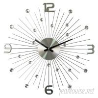 Orren Ellis Caysie 20 Wall Clock ORNE4652