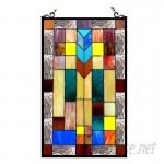 Astoria Grand Mosaic Design Window Panel ASTG8703