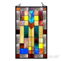 Astoria Grand Mosaic Design Window Panel ASTG8703
