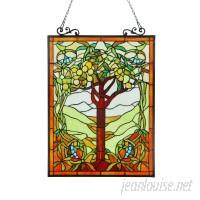 Astoria Grand Olea Window Panel ARGD2290