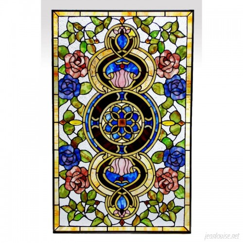 Astoria Grand Victorian Window Panel ATGD4683