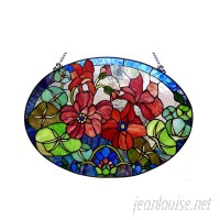 August Grove Floral Window Panel AGGR2689