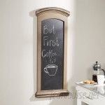 Darby Home Co Wall Mounted Chalkboard DBYH4074
