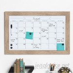DSOV Beatrice Magnetic Wall Mounted Calendar Board DSOV1152
