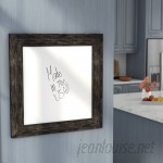 Laurel Foundry Modern Farmhouse Laly Wall Mounted Dry Erase Board LRFY2337