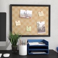 Zipcode Design Wall Mounted Bulletin Board ZPCD2813