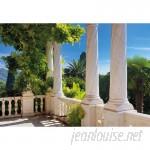"Brewster Home Fashions Villa Liguria 8'4"" x 144"" 8 Piece Wallpaper Panel Set BZH9615"