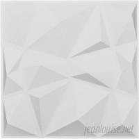 Ekena Millwork Niobe 1.63' x 19.63 3D Wallpaper Panel EKMI2328