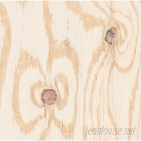 Foundry Select Antioch Plywood Mural Solid 4-Panel Peel and Stick Wallpaper Panel FNDS1649