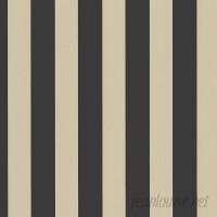 Norwall Wallcoverings Inc 33' L x 21 W Stripes Wallpaper Roll NOWI1202