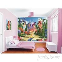 WallPops! Walltastic Wall Art Magical Fairies Wall Mural WPP1438