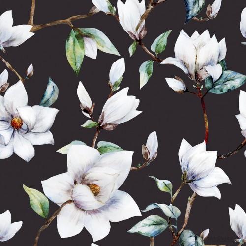 Walls Need Love Vintage Magnolia 5' x 20 Floral Wallpaper Roll WANL2946