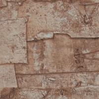 Walls Republic 32.97' x 20.8 Faux Birch Bark Wallpaper WREP1355