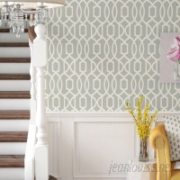 Willa Arlo Interiors Widger 18' x 20.5 Wallpaper Roll WLAO4578