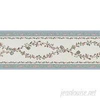 Brewster Home Fashions 15' x 4.13 Prairie Border Wallpaper BZH8025
