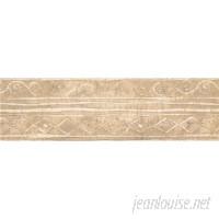 ChesapeakeWallcoverings Geometric Design 15' L x 7'' W Wallpaper Border CHWA1042