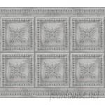 "Astoria Grand Luong Vintage 9' L x 18"" W Peel and Stick Wallpaper Roll ASTD2539"