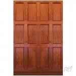 "Wallies Wood Paneling 25"" x 38"" Wall Mural WXS1355"