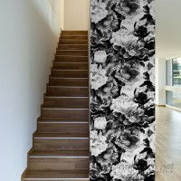 Walls Need Love Irene Removable 10' x 20 Floral Wallpaper WANL3448