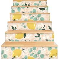 """Walls Need Love Lovely Lemons 8' x 20"""" Floral Wallpaper Roll WANL3343"""