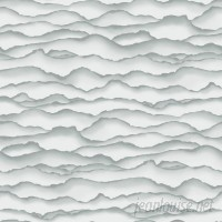 """Wrought Studio Rumley Singed 16.5' L x 20.5"""" W Scroll Peel and Stick Wallpaper Roll VRKG7654"""
