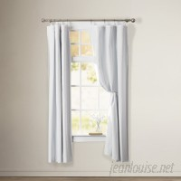 Alcott Hill Dorset Solid Max Blackout Thermal Single Curtain Liner ALCT2629