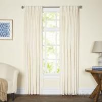 Alcott Hill Goldsboro Geometric Room Darkening Thermal Pinch Pleat Single Curtain Panel ALTH3232