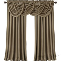 Astoria Grand Ardmore Solid Blackout Rod Pocket Single Curtain Panel ATGD5369