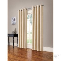 Charlton Home Toland Solid Blackout Thermal Grommet Single Curtain Panel CHLH6392