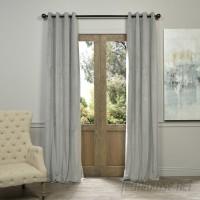 Three Posts Sharpe Solid Max Blackout Grommet Single Curtain Panel TRPT1569