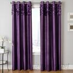 Zipcode Design Lainey Solid Grommet Single Curtain Panel ZPCD5445