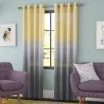 Zipcode Design Petersen Rainbow Curtain Panel ZPCD9802