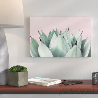 Ivy Bronx 'Sweet Succulents' Watercolor Painting Print IVYB2816