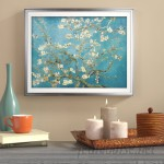 World Menagerie 'Almond Blossom' Print WRMG2775