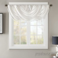Astoria Grand Alland Embellished 46 Window Valance ARGD1060