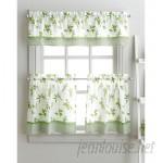 August Grove Cherelle Herb Graden Kitchen Curtains AGGR4689