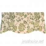 """August Grove Lefebvre Lined Beacon 53"""" Window Valance AGGR3527"""
